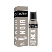 Kureshi Collections Krone Noir Grey Entity Body Spray 125ml
