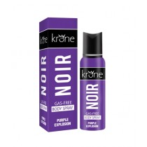 Kureshi Collections Krone Noir Purple Explosion Body Spray 125ml