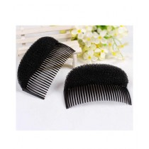 Kureshi Collections Princess Hairstyle Magic Hair Comb For Girls - Black