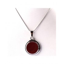 Kureshi Collections Round Pendant For Women's (0273)