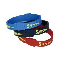 Kureshi Collections Superman Band For Boys Pack Of 3