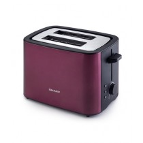 Sharp Sandwich Premium Toaster (KZ-200LP-K)