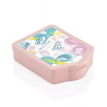 Qlux Mono Lunch Box Pink (L-00633)