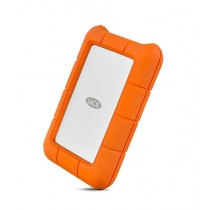 LaCie 2TB Rugged USB-C Mobile Drive (STFR1000400)
