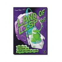 Land of Lisp Book 1st Edition