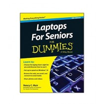 Laptops For Seniors For Dummies Book 4th Edition