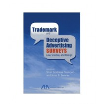 Trademark and Deceptive Advertising Surveys Law Science, and Design Book