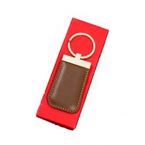 Le Conceptuer Master Key Chain Brown