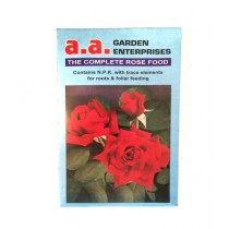Leaf Gardening AA Garden Rose & Flower Food