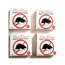 Leaf Gardening Rodents Rats Bait Pack Of 4