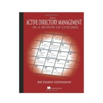 Learn Active Directory Management in a Month of Lunches Book 1st Edition