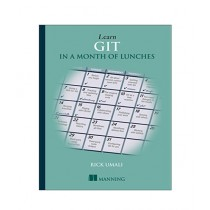 Learn Git in a Month of Lunches Book 1st Edition