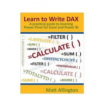Learn to Write DAX Book