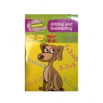 Learn Together Adding and Subtracting Book