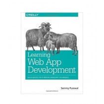 Learning Web App Development Book 1st Edition