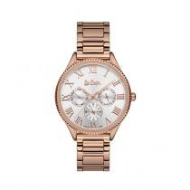 Lee Cooper Quartz Women's Watch Rose Gold (LC06741.430)