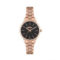 Lee Cooper Quartz Women's Watch Rose Gold (LC06795.461)