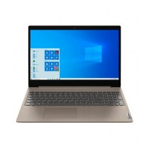 "Lenovo Ideapad 3 15.6"" Core i3 10th Gen 8GB 256GB SSD Notebook Almond - Without Warranty"
