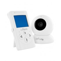 Levana Lila Baby Digital Video Monitoring System White (32000)