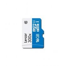 Lexar 16GB High Performance 300x microSDHC Memory Card