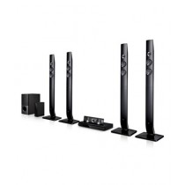 LG 5.1ch DVD Home Theater System (LHD756)
