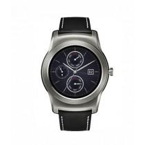LG Urbane SmartWatch Silver with Brown Strap (W150)