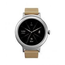 LG Watch Style Smartwatch Silver (W270)