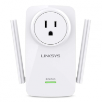 Linksys AC1200 Amplify Dual Band Wi-Fi Range Extender (RE6700)