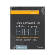 Linux Command Line and Shell Scripting Bible Book 3rd Edition