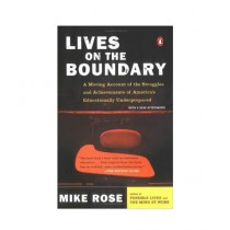 Lives on the Boundary Book