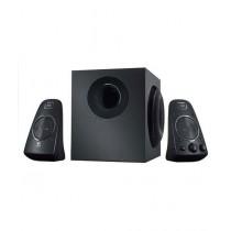 Logitech Z623 2.1 Speaker System Black (980-000403)