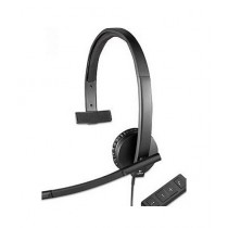 Logitech Comfortable And Resilient Headset Mono (H570E)