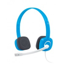 Logitech Stereo Headset Blue (H150)