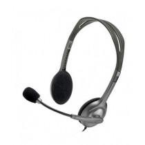 Logitech Stereo Headset Grey (H111)