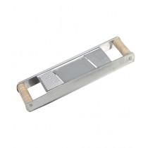 LookNBuy Steel Salad Cutter - Silver