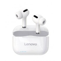 Lenovo LivePods LP1S Wireless Earbuds White
