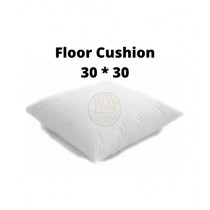 Lucky Quilts Floor Cushion White