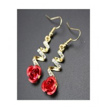 Luxurify Flower Earrings For Women