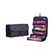 M.Mart Cosmetic Bag For Women Black