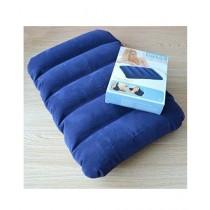 M.Mart Intex Travel Rest Air Pillow Blue