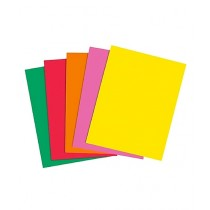 M Toys Pack Of Multi-Colour Paper A4 80gsm