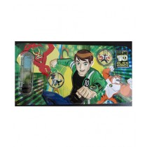 M Toys 3D Ben 10 Pencil Box With Accessories For Kids