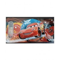 M Toys 3D Cars Pencil Box With Accessories For Kids