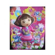 M Toys 3D Dora Cartoon Character School Bag (0106)