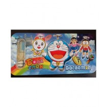 M Toys 3D Doraemon Pencil Box With Accessories For Kids