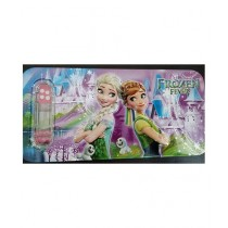 M Toys 3D Frozen Pencil Box With Accessories For Kids