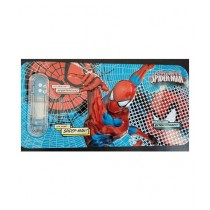 M Toys 3D Spiderman Pencil Box With Accessories For Kids
