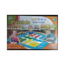 M Toys 4-player Giant Ludo Board Game (0298)