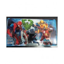 M Toys Avengers Fancy Pencil Box Large For Kids