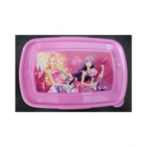 M Toys Barbie Cartoon Character Lunch Box for Kids